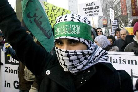 Des manifestants se sont réunis à Montréal pour... (Photo: André Tremblay, La Presse)