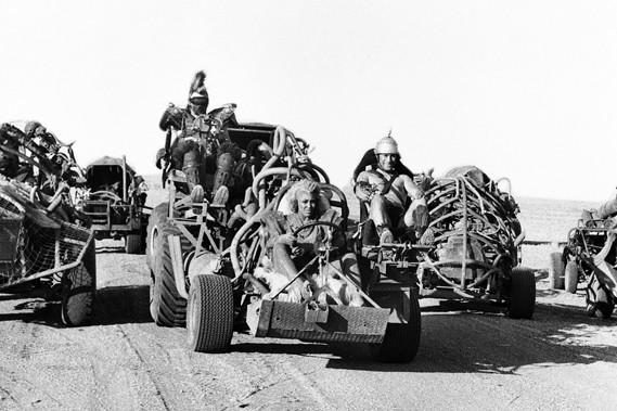 Les trois Mad Max de George Miller illustrent,... (Photothèque Le Soleil)