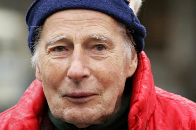 Le philosophe norvégien Arne Naess... (Photo: AFP)