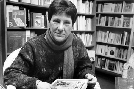 La romancière et femme de lettres Michèle Mailhot est décédée à Outremont après... (Photo: Archives La Presse)