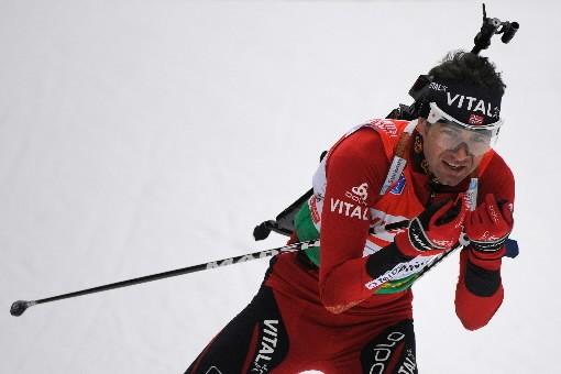 Ole  Einar  Bjoerndalen... (Photo: AFP)