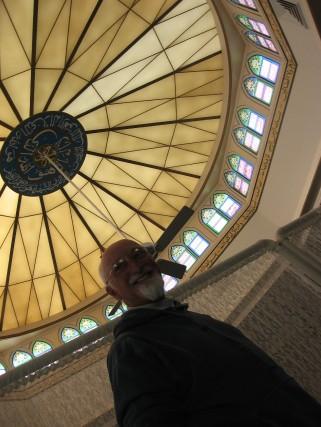 Rencontré dans une mosquée de Philadelphie, Hoch Berg... (Patrick Duquette, LeDroit)