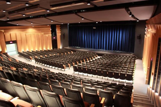 thetford mines se donne une vraie salle de spectacle nelson fecteau arts
