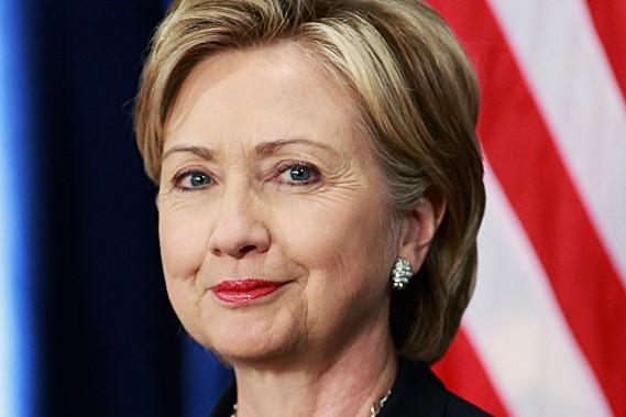Hillary Clinton...