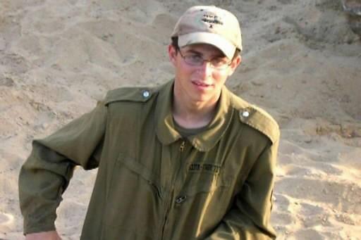 Gilad Shalit... (Photo: AP)