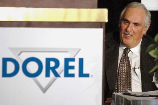 Le président de Dorel, Martin Schwartz.... (photo: CP)