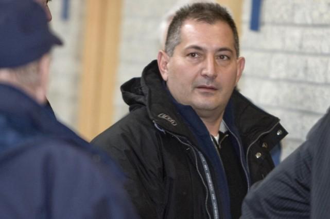 Basil Parasiris... (Photo: Alain Roberge, La Presse)