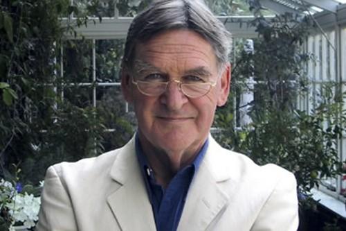 L'auteur de L'Atlas mondial du vin, Hugh Johnson.... (Photo fournie par les Éditions Hachette)
