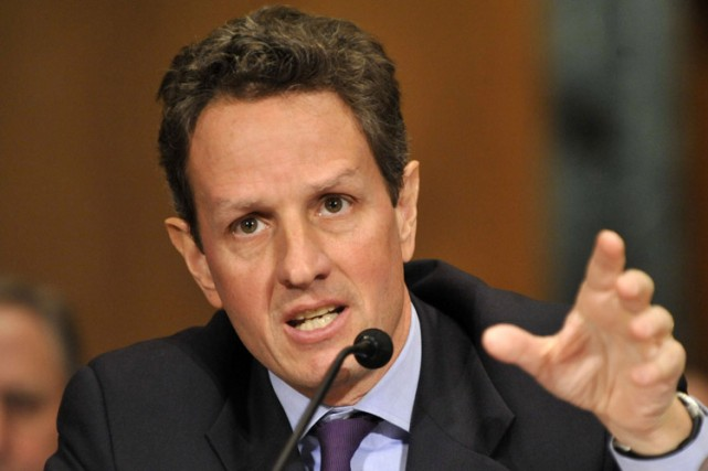 Timothy Geithner... (Photo: Bloomberg)