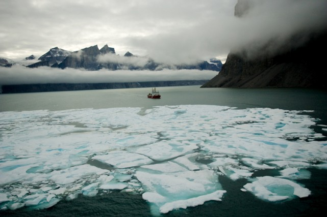 Plusieurs effets dommageables des changements climatiques sont déjà... (Photo: Martin Chamberland, La Presse)