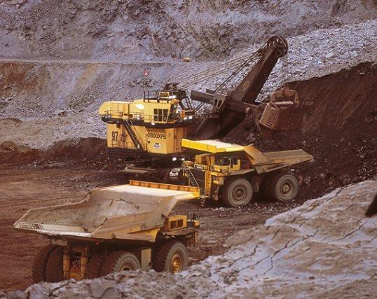 La baisse de la demande de minerai de... (Photothèque Le Soleil)