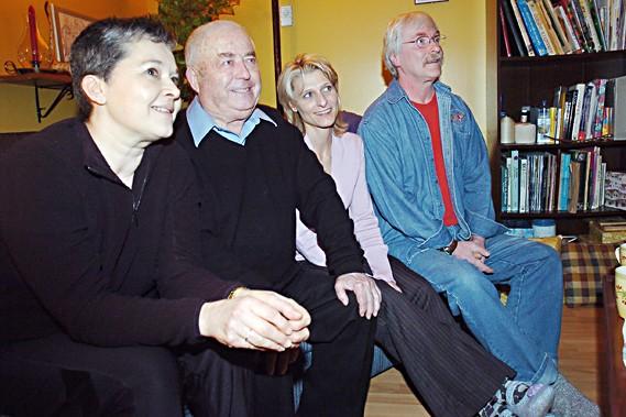 Marie-Paule Spieser, le Dr Claude Juneau, Chantal Mallette... (Le Soleil, Jean-Marie Villeneuve)