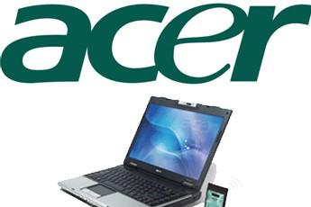 Le logo de Acer...