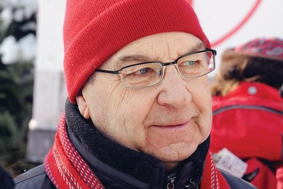 André Juneau, président de la CCBN... (Le Soleil, Erick Labbé)