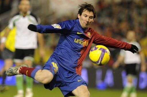 L'attaquant du FC Barcelone, Lionel Messi.... (Photo: AFP)