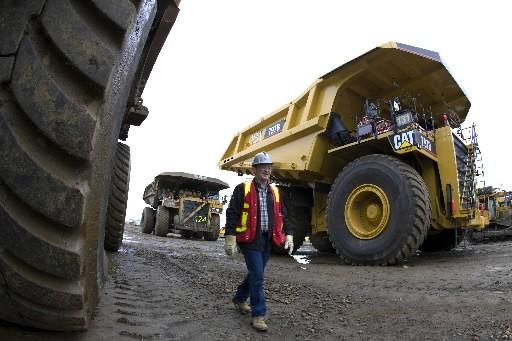 Le secteur informel emploie plus de la moitié de la population active mondiale,... (Photo: Archives La Presse)