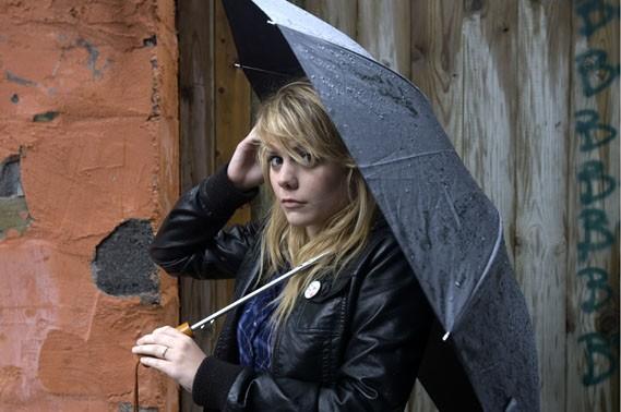 Coeur de pirate c'est elle, la toute jeune... (Photo: Le Nouvelliste)