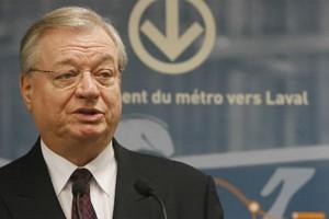 Le maire de Laval, Gilles Vaillancourt.... (Photo: Robert Skinner, La Presse)