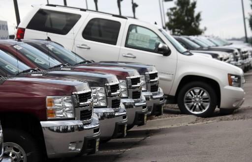 Le constructeur automobile américain General Motors, qui se débat pour éviter... (Photo: Associated Press)