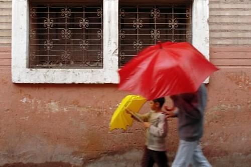 Sur Google, «météo» surpasse «sexe» dans les mots-clé les plus demandés.... (Photo: Bernard Brault, Archives La Presse)