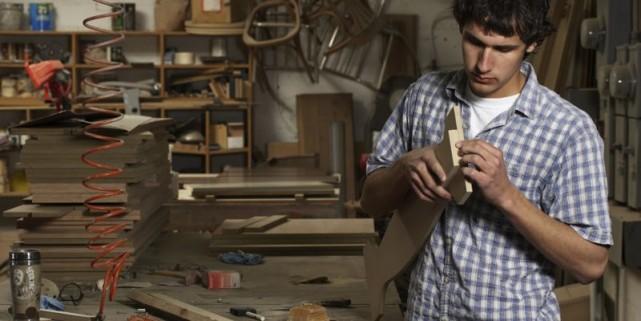 un atelier insonoris et s curitaire la maison gilles angers le coin du bricoleur. Black Bedroom Furniture Sets. Home Design Ideas