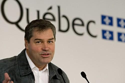 Le ministre de la Santé, Yves Bolduc.... (Photo: François Roy, Archives La Presse)
