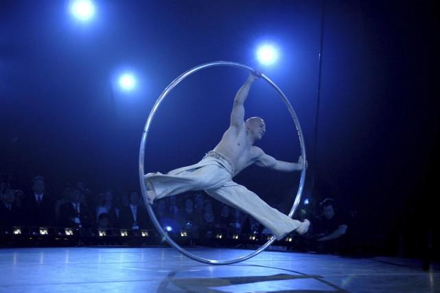 Chaque année à Paris, le gotha international du cirque se réunit pour admirer... (Photo fournie par Cirque de demain)