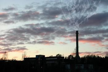 Les gaz à effet de serre s'accumulent plus rapidement que prévu dans...