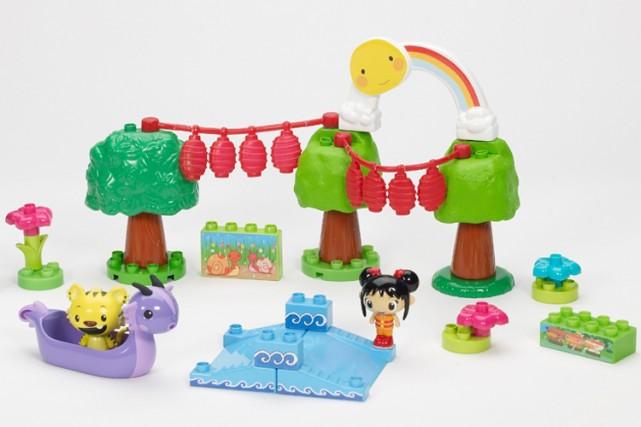 Des jouets fabriqués par Mega Brands... (Photo: Mega Brands)