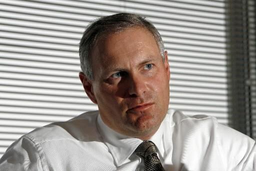 François Olivier, PDG de Transcontinental... (Photo: Archives La Presse)