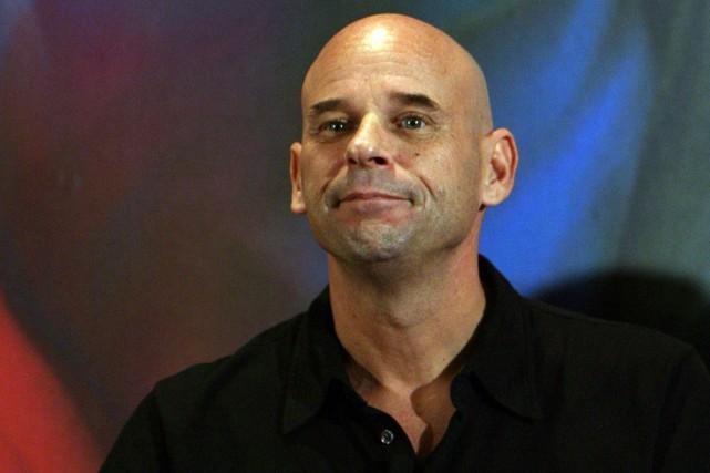 Guy Laliberté, fondateur du Cirque du Soleil.... (Photo: AFP)