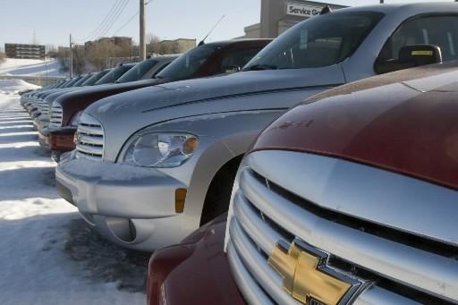 Le syndicat des Travailleurs canadiens de l'automobile (TCA) a accusé mercredi... (Photo: PC)