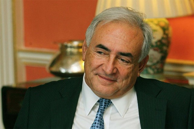 Dominique  Strauss-Kahn, DG du FMI... (Reuters)