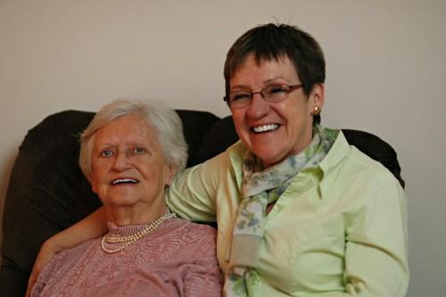 Hélène Tremblay Lavoie, 82 ans, vit à Toronto... (Photo fournie par Gérald Lachapelle)