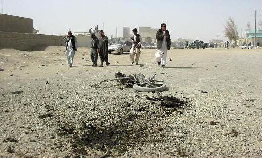 Le gouvernement afghan serait sur le point d'abandonner le controversé projet... (Photo: AFP)