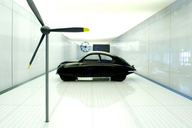 La vente du minuscule musée de Saab a... (Photo: Reuters)