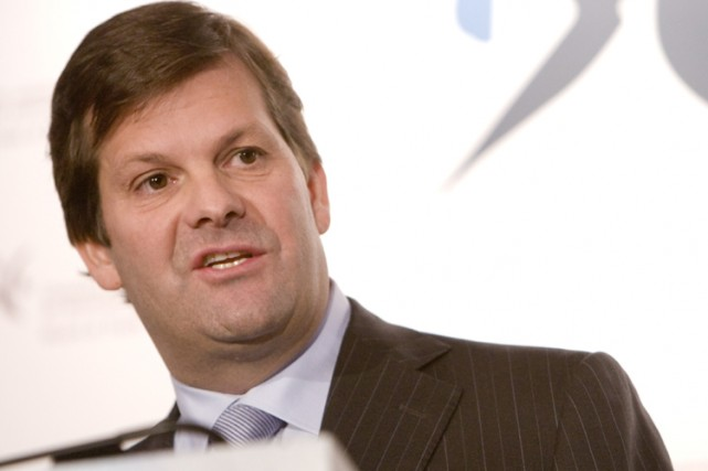 Pierre Beaudoin, PDG de Bombardier... (Photo: Armand Trottier, La Presse)