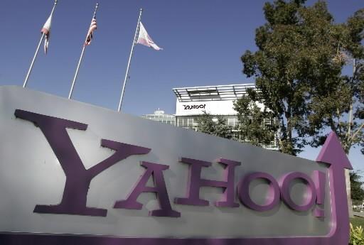 Le siège social de Yahoo! à Sunnyvale en... (AP)