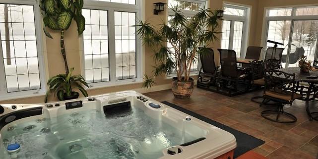 la maison de leur r ve au bord de l 39 eau mich le laferri re am nagement. Black Bedroom Furniture Sets. Home Design Ideas