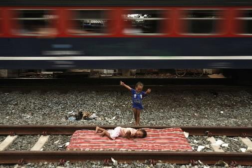 En Indonésie, le trafic d'enfants n'est pas une légende urbaine. Le triste... (Photo: Reuters)