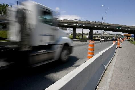 Dans le monde du transport des marchandises, après les améliorations... (Photo: François Roy, La Presse)