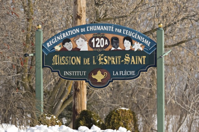 C'est quoi ? Un groupe religieux fondé en 1913 par Eugène...