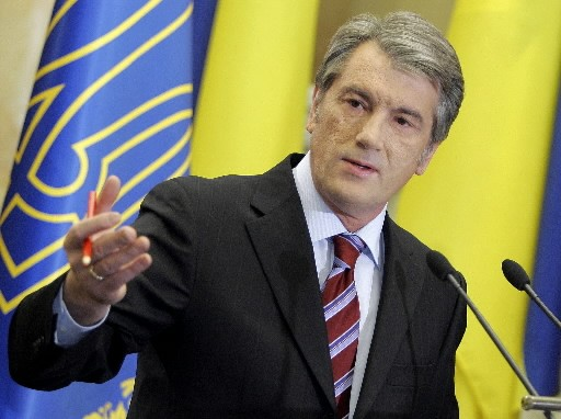 Viktor Iouchtchenko... (Photo: Reuters)