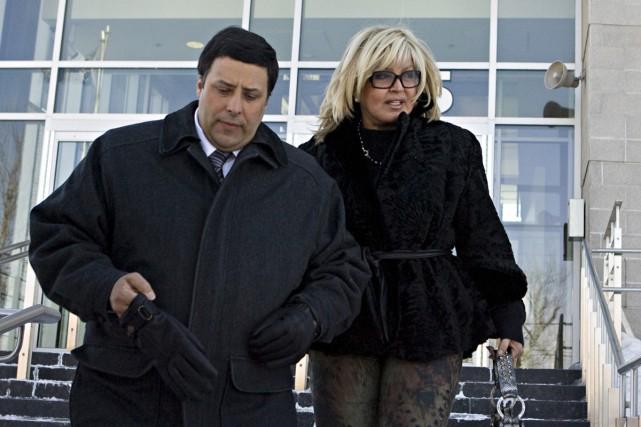 Michèle Richard devrait revenir à la barre après... (Photo: François Roy, La Presse)