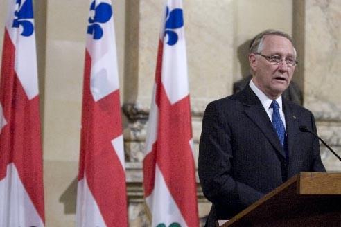 Le maire Gérald Tremblay... (Photo Alain Roberge, La Presse)