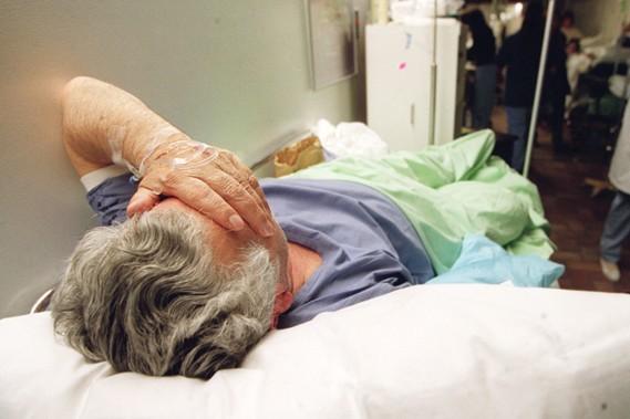 La personne diabétique qui se retrouve à l'urgence... (Photothèque Le Soleil)
