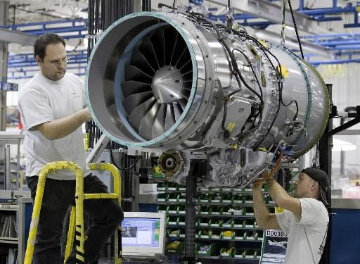 Le conglomérat industriel qui détient Pratt & Whitney anada empoche 722... (Photo: La Presse Canadienne)