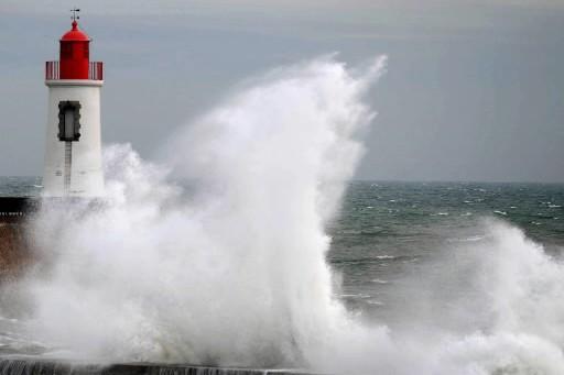 Une étude scientifique sur les variations du niveau des océans lors de la... (Photo: AFP)
