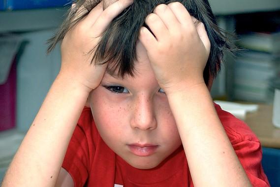 Les cas d'autisme sont en augmentation en Amérique... (Photothèque Le Soleil)