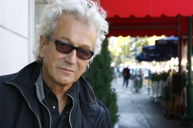 Luc Plamondon... (Photo: Robert Mailloux, La Presse)